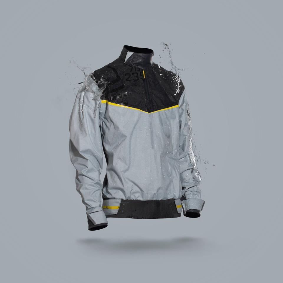SMOCK 500 M Grey Yellow-002